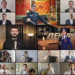 «Η Ημέρα της Νίκης» | Θοδωρής Βουτσικάκης και Ορχήστρα Alexandrov τραγουδούν ΜΑΖΙ για την ΕΙΡΗΝΗ