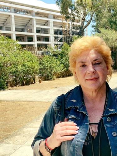 H αποκάλυψη της Δήμητρας Λιάνη Παπανδρέου για την αλλαγή στην εμφάνισή της