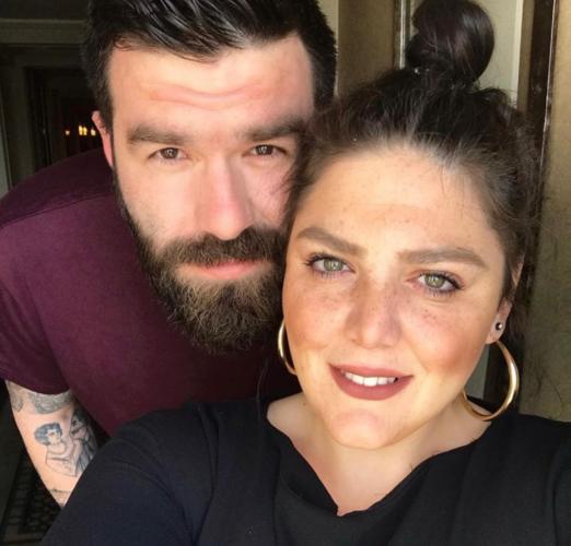 Ζευγάρι ξανά η Δανάη Μπάρκα και ο Πάνος Αδαμόπουλος!