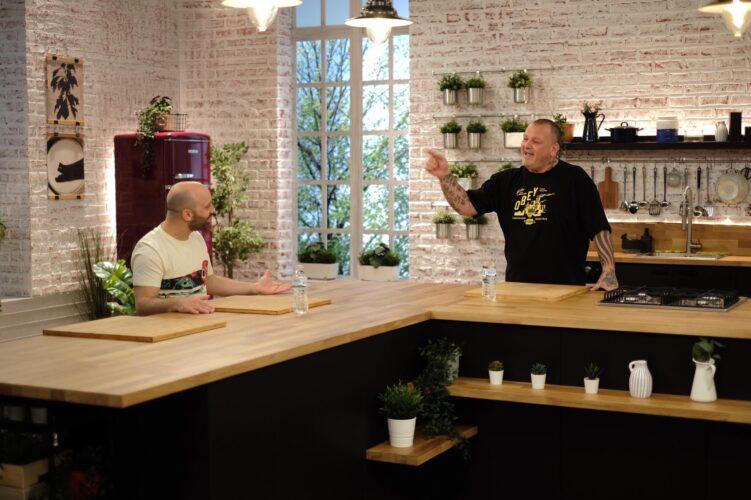 Food n' Friends: Όσα θα δούμε στην τελευταία εκπομπή της σεζόν