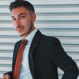 Ο Βασίλης Λαζαρίδης στο GNTM; Δείτε τον να ποζάρει με την Βίκυ Καγιά
