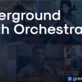Η Underground Youth Orchestra γίνεται Greek Ambassador στην καμπάνια #greecefromhome