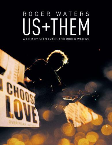 Roger Waters   US + THEM   Έρχεται σε Blu-Ray, DVD, CD & Βινύλιο!