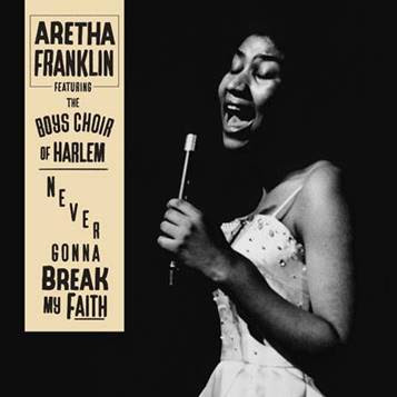 Aretha Franklin | Never Gonna Break My Heart | Μόλις Κυκλοφόρησε!