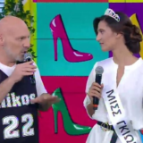 Η έκπληξη της Μαρίας Μιχαλοπούλου από το GNTM στο Νίκο Μουτσινά και το Καλό Μεσημεράκι
