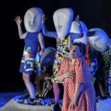 «Λυσιστράτη» του Αριστοφάνη σε σκηνοθεσία Οδυσσέα Παπασπηλιόπουλου στο Αρχαίο Θέατρο Επιδαύρου