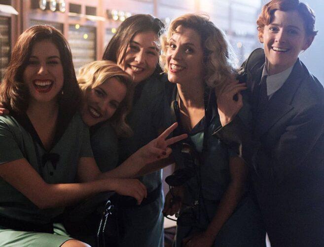 Las Chicas Del Cable: Το μήνυμα της Anas Fernandez για τον ένα χρόνο από το τέλος της σειράς