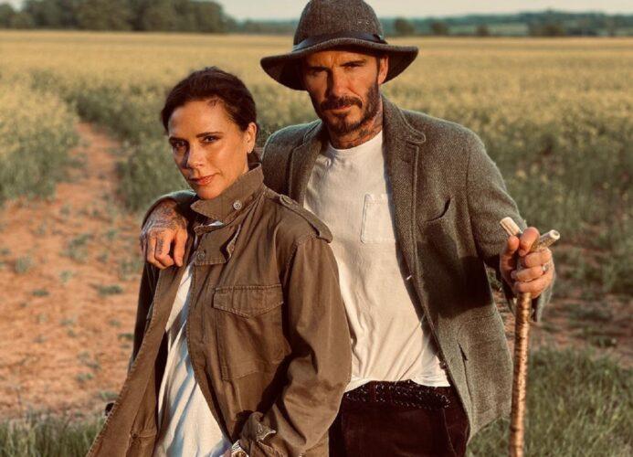 Δείτε την πρώτη κοινή φωτογραφία της Victoria με τον David Beckham από τις διακοπές τους στην Ελλάδα