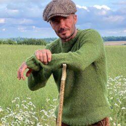 """Ο David Beckham στο """"Peaky Blinders"""";"""