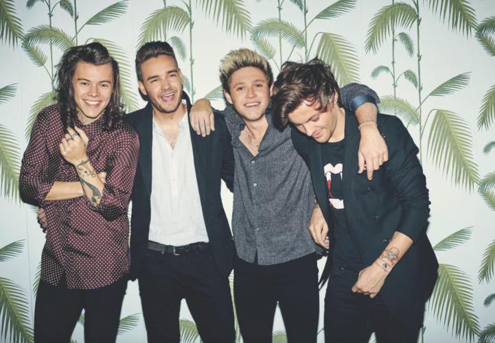Οι One Direction γιορτάζουν 10 χρόνια από την δημιουργία τους!