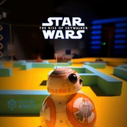 City of Robots // Τελευταίο ΣΚ για τη μεγαλύτερη έκθεση ρομποτικής