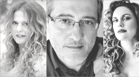 Συναυλία Γιώργου Ανδρέου, Ελένης Τσαλιγοπούλου, Κορίνας Λεγάκη στη Σύρο