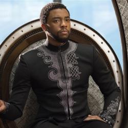 """Chadwick Boseman: Έφυγε από τη ζωή ο πρωταγωνιστής της ταινίας """"Μαύρος Πάνθηρας"""""""