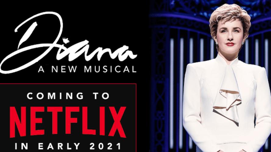 Το Netflix ετοιμάζει μιούζικαλ για τη ζωή της πριγκίπισσας Νταϊάνα