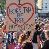 Ισπανία: Διαδηλώσεις κατά της χρήσης μάσκας στη Μαδρίτη