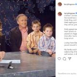 Ραγίζει καρδιές ο Larry King με την ανάρτηση για τον θάνατο των δυο παιδιών του
