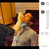 Ο Κωνσταντίνος Μαρκουλάκης έκανε τεστ για κορονοϊό λίγο πριν επιστρέψει στο θέατρο