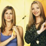 Οι δημόσιες ευχές της Jennifer Aniston στην Lisa Kudrow για τα γενέθλια της