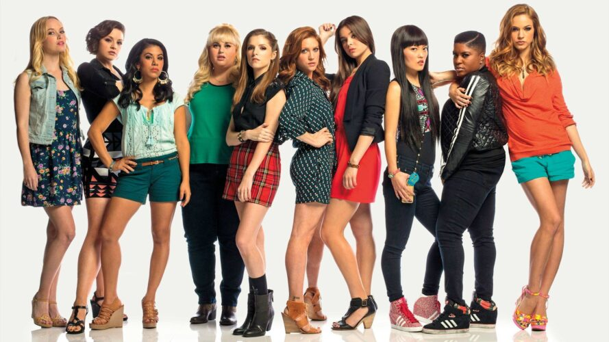 Pitch Perfect 2 σε Α΄ Τηλεοπτική Προβολή