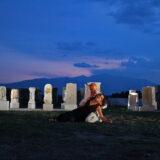 Αποκλειστικές φωτογραφίες από τη Μήδεια του Θοδωρή Γκόνη με την Εύη Σαουλίδου