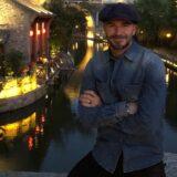 Δείτε τον David Beckhamνα ποζάρει με τους γιους του στο Πόρτο Χέλι