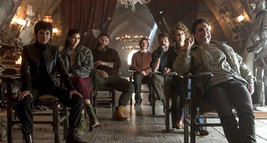 La Casa de Papel: Ξεκίνησαν ήδη τα γυρίσματα του 4ου κύκλου