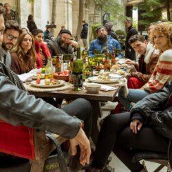 La casa de papel: Τα γυρίσματα ξεκίνησαν και οι πρωταγωνιστές μοιράστηκαν τα πρώτα καρέ