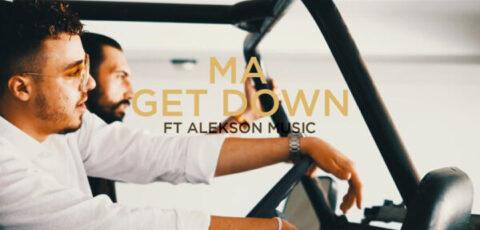 Ο Minas Ataliotis συνεργάζεται με τον Alekson Music στο νέο του καλοκαιρινό single «Get Down»