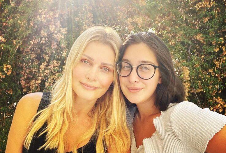 Οι τρυφερές ευχές της Νατάσας Θεοδωρίδου στην κόρη της, Ανδριάννα, για τα γενέθλιά της