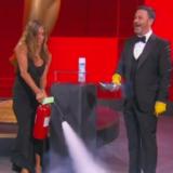 Η Jennifer Aniston έσβησε φωτιά στη σκηνή των φετινών Βραβεία Emmy