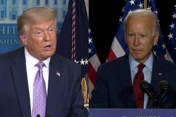 Live μετάδοση των Debate για τις αμερικανικές εκλογές 2020 στον Ant1
