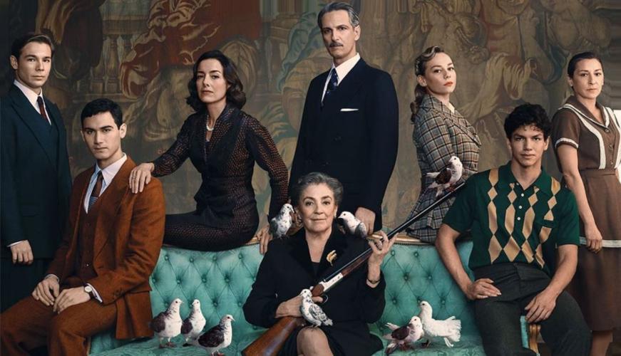 Alguien Tiene Que Morir: Κυκλοφόρησε το επίσημο trailer της νέας ισπανικής σειράς του Netflix