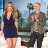 Η Ellen DeGeneres πιέζει την Mariah Carey να αποκαλύψει την εγκυμοσύνη της