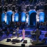 Η Σόνια Θεοδωρίδου και ο Σάκης Ρουβάς καταχειροκροτήθηκαν στο Ηρώδειο