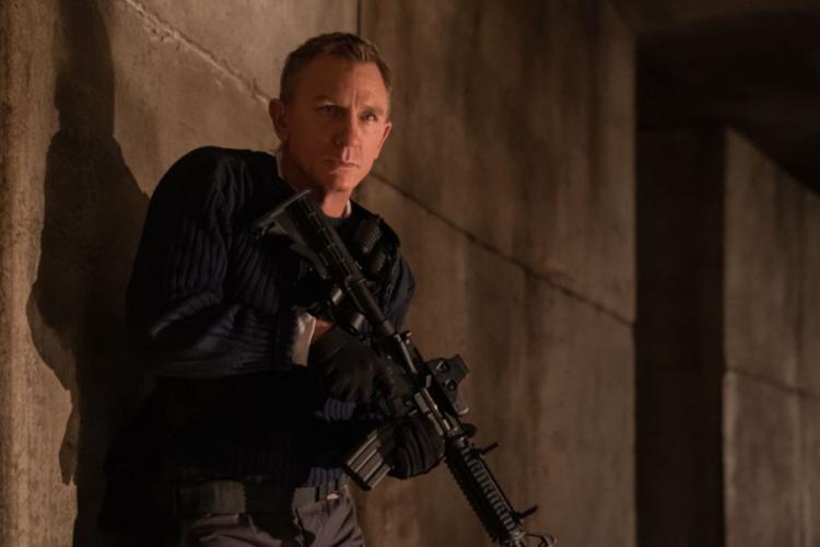 """Το συναισθηματικό """"αντίο"""" του Daniel Craig στον James Bond"""