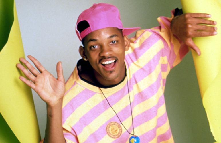 Η στιγμή που ο Will Smith ανακοινώνει σε νεαρό ηθοποιό ότι θα υποδυθεί τον νέο «Πρίγκιπα του Μπελ Αίρ»