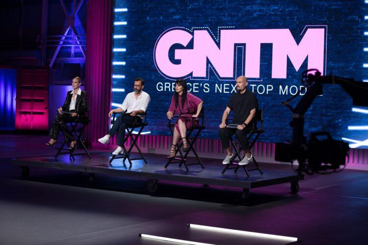 Διαγωνιζόμενος του GNTM παρομοίωσε τους κριτές με ψαριά