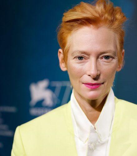 Η συγκλονιστική ομιλία της Tilda Swinton στο Φεστιβάλ Βενετίας
