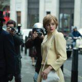 Η αποκάλυψη της Emma Corrin για τις σκηνές της πριγκίπισσας Diana στο The Crown