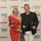 Ο Θανάσης Αθανασίου και η Ντόλυ Φατσέα απέσπασαν 6 βραβεία στα Medical Beauty Awards