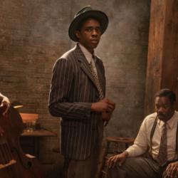 Στο Netflix η τελευταία ταινία του Chadwick Boseman
