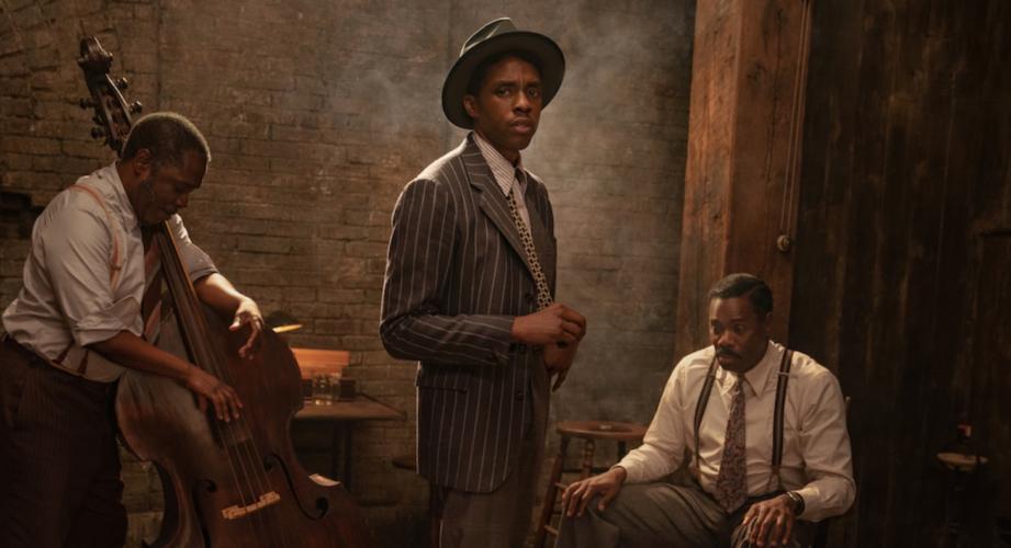 Portrait of an Artist: Ντοκιμαντέρ στη μνήμην του Chadwick Boseman ετοίμασε το Netflix