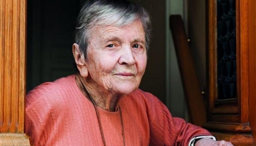 """Η Ελένη Γλύκατζη - Αρβελέρ καλεσμένη του Νίκου Χατζηνικολάου στο """"Ενώπιος Ενωπίω"""""""