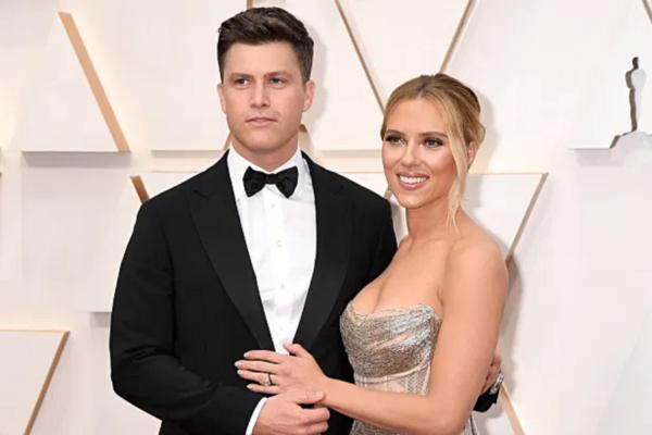 Scarlett Johansson: Πώς οργάνωσε το γάμο της εν μέσω κορoνοϊού