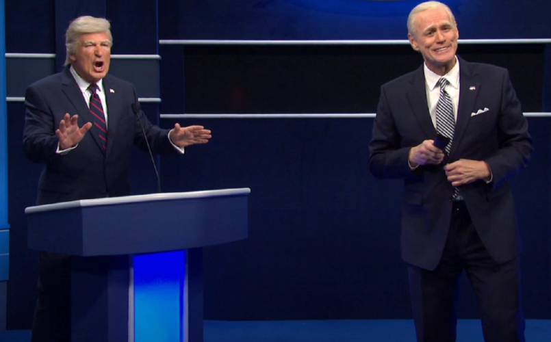 Το video του Jim Carrey και του Alec Baldwin ως Trump και Biden από το debate που έγινε viral