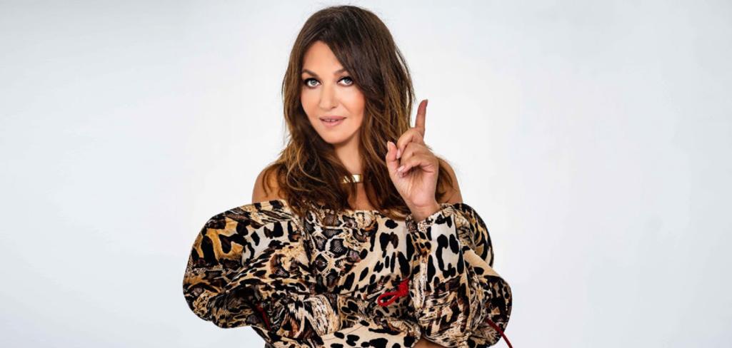 Η Καίτη Γαρμπή αποκάλυψε που βρίσκεται το θρυλικό φόρεμα που φόρεσε στην Eurovision το 1993