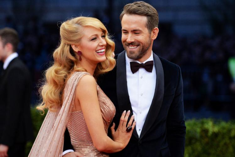 Δωρεά των Ryan Reynolds και Blake Lively για τη στήριξη άστεγων νέων