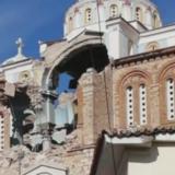 Σεισμός 6,7 ρίχτερ στην Σάμο: Κατέρρευσε τμήμα εκκλησίας – Τουλάχιστον 4 τραυματίες