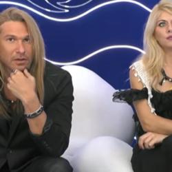 Η Άννα - Μαρία Ψυχαράκη και ο Δημήτρης Πυργίδης μιλούν για το τι συμβαίνει μεταξύ τους
