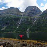 Happy Traveller στη Βόρεια Νορβηγία